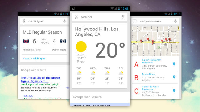 Google Now теперь доступен всем пользователям