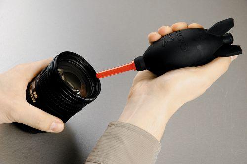 Чистка фотоаппарата своими руками