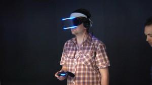 Sony Morpheus очки