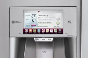 Дисплей холодильника LG LFX31995ST
