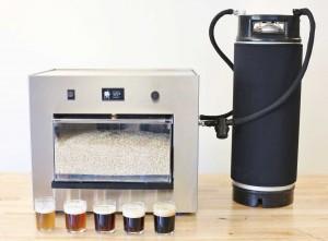 Пивоварня дома от PicoBew Zymatic