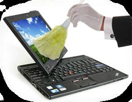 Чистка ноутбука от пыли. Несколько рекомендаций