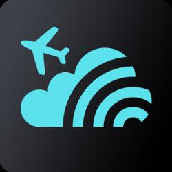 Логотип программы Skyscanner
