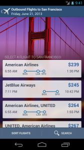Программа для путешествий Expedia
