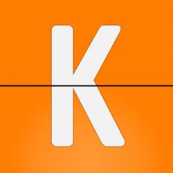 Логотип программы Kayak