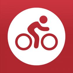 Для путешествующих на велосипеде MapMyRide
