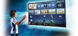 Популярные модели Smart TV 2014
