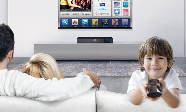 Популярные модели телевизоров Smart TV 2014