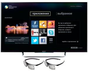 Телевизор Sony KDL42W828B