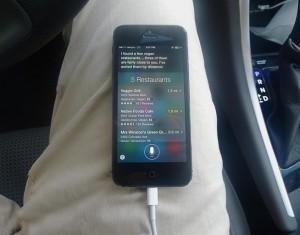 Теперь не обязательно держать смартфон в руках. Siri вас услышит