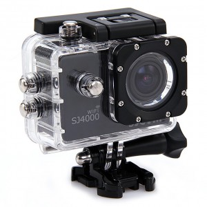 Достойная замена GoPro-SJCAM sj4000