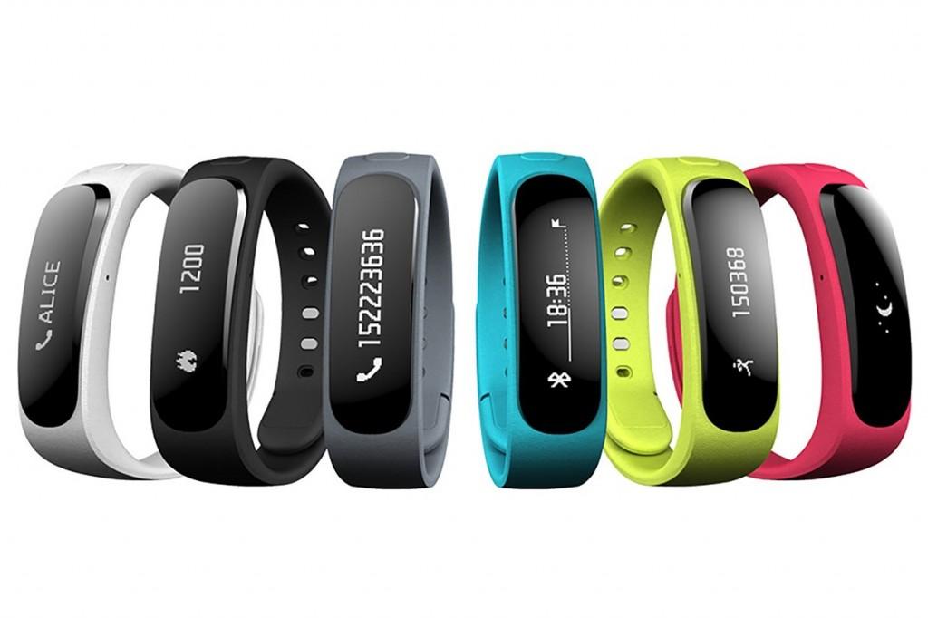 Умный браслет Huawei Talkband B1
