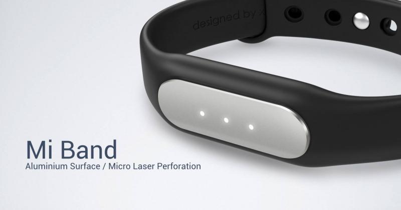 Умный браслет Xiaomi MiBand