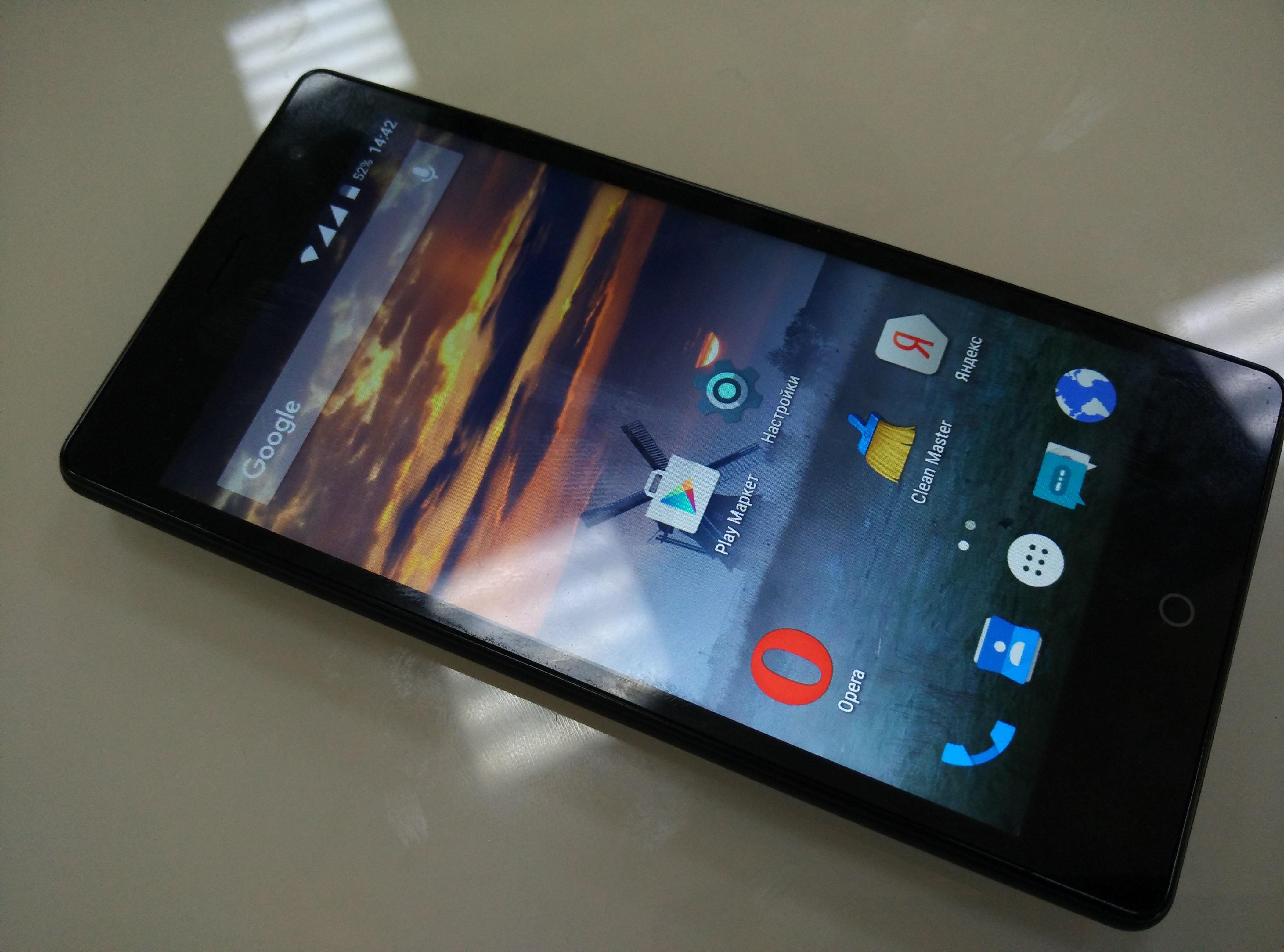 Отзыв на смартфон ARK Benefit A3