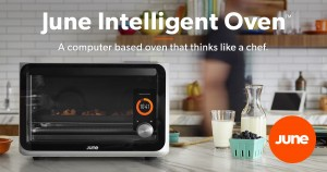 умный дом June Intelligent Oven