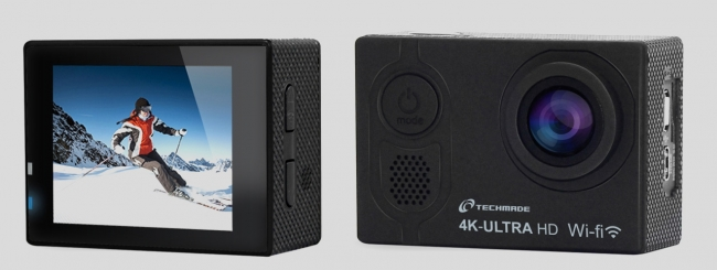 TECHMADE XTECH CAMERA 4K