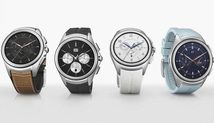 LG Urbane 2 лучшие смарт часы