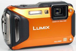 водонепроницаемый фотоаппарат Panasonic Lumix DMC-FT5