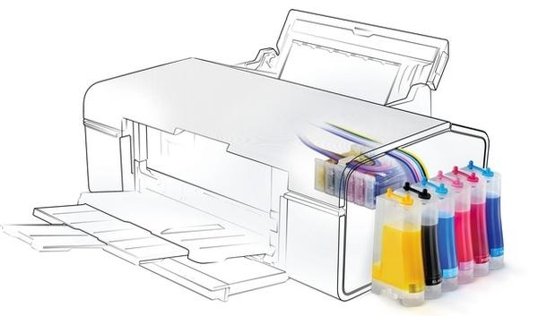 Чернила для принтера своими руками
