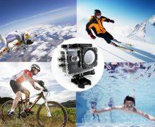 ТОП 10: лучшие экшн-камеры 2017 года