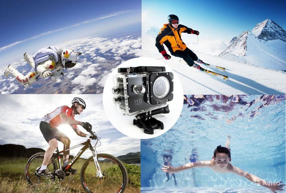 лучшие экшн-камеры 2017 года