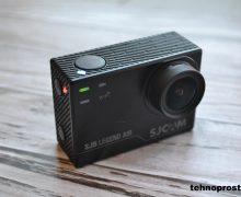 Обзор SJCAM SJ6 Legend AIR: недорогая экшн-камера с 4K-разрешением
