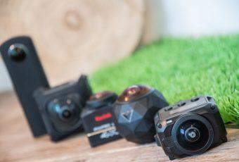 ТОП 10 лучших панорамных камер 360 градусов 2017 года