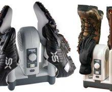 7 лучших электрических сушилок для обуви: дождь больше не страшен