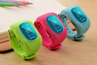 ТОП 8: умные часы с GPS трекером для детей 2017