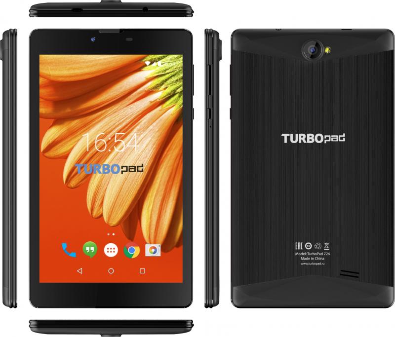 Обзор TurboPad 724