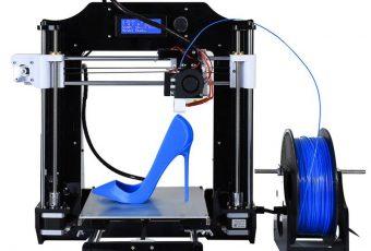 ТОП 5 дешевых 3D принтеров для дома