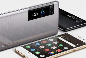 ТОП 6: смартфоны с двумя экранами 2017 года