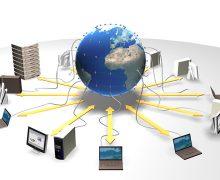 Основные виды сетевых кабелей для локальных сетей