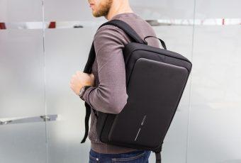 Bobby Bizz от XD Design – умный рюкзак антивор с возможностью трансформации в портфель