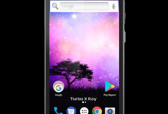 Обзор смартфона Turbo X Ray: быстрота, надёжность, лицензия от Google