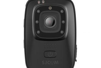 Предварительный обзор SJCAM А10 – компактная нательная камера и видеорегистратор