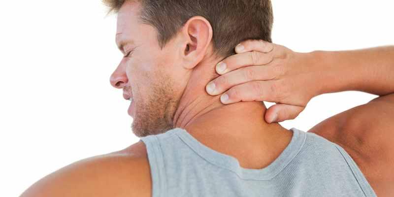 гаджеты, боль в шее