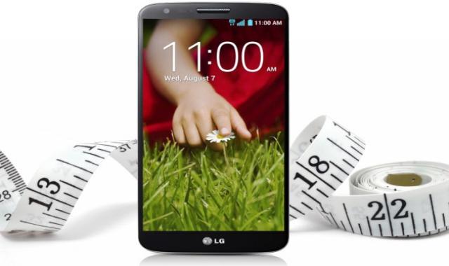 Компания LG начинает продажи G2 Mini