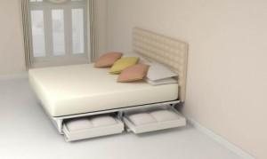 умная кровать balluga