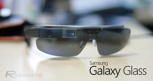 Очки Galaxy Glass от Samsung