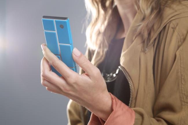 Project Ara – телефон-трансформер поступит в продажу уже в 2015 году