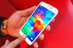Samsung Galaxy S5 сканер отпечатков пальцев