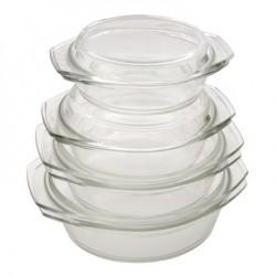 Стеклянная посуда для микроволновки
