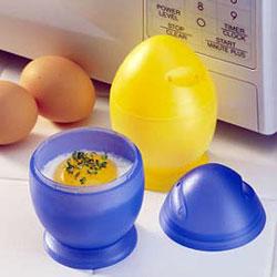 Устройство для варки яиц в микроволновой печи