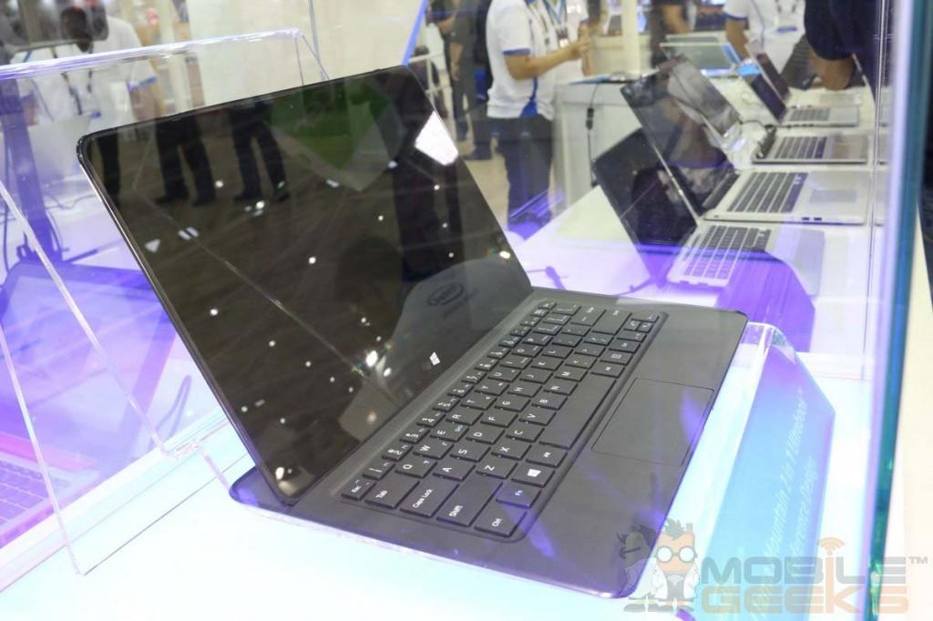 Intel Llama Mountain в паре с клавиатурой