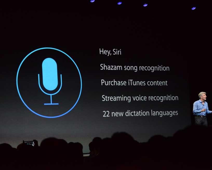 Siri стал умнее