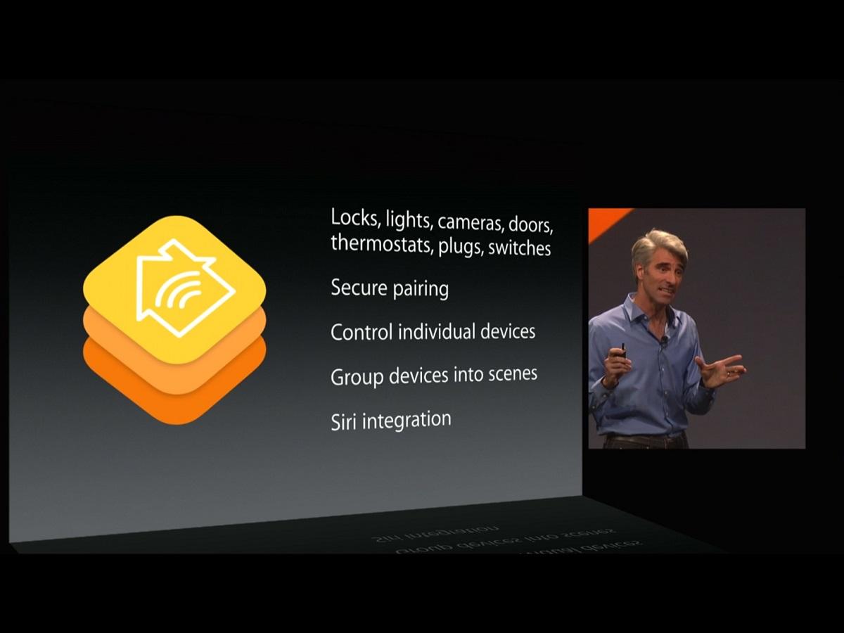 """Система """"Умный"""" дом от Apple на WWDC 2014"""