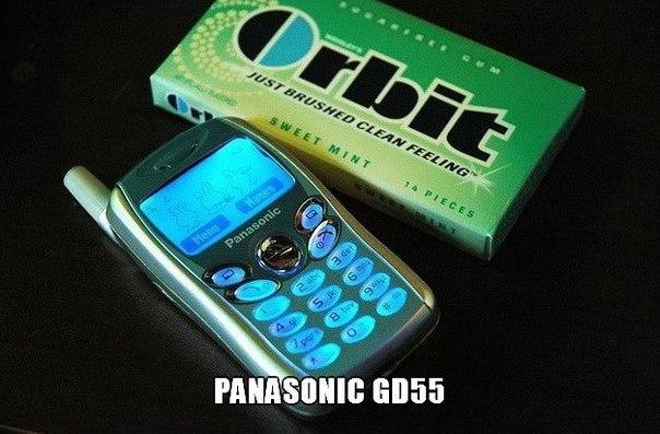 Необычные мобильные телефоны