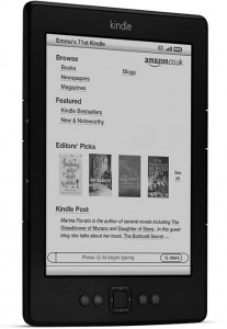 ТОП 10 электронных книг 2014