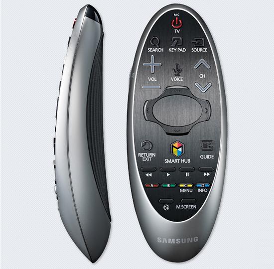 Samsung новый пульт